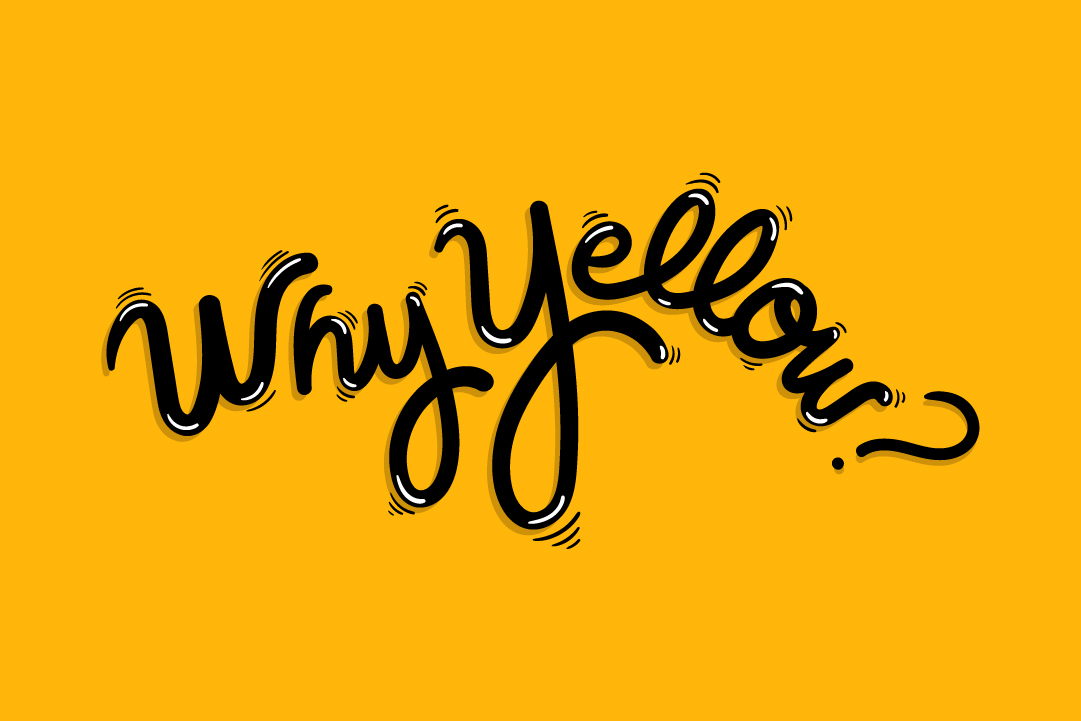 why yellow graphic
